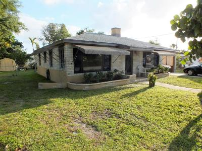 Lantana Single Family Home For Sale: 116 Sunrise Avenue