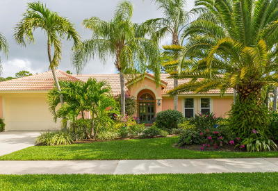 Tequesta Single Family Home For Sale: 9785 SE Landing Place