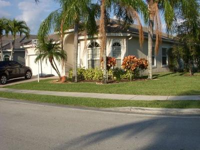 Coral Springs Single Family Home For Sale: 4801 NW 117th Avenue