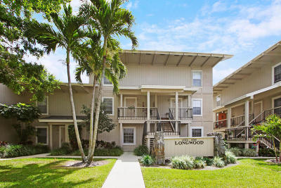Tequesta Condo For Sale: 18380 SE Wood Haven Lane #E