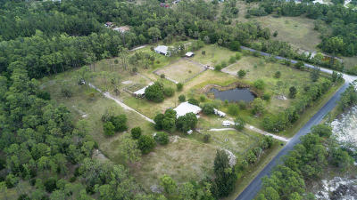 Acreage & Unrec Jupiter Farms, Acreage And Unrec Jupiter Farms, Jupiter Farms, Jupiter Farms Development, Jupiter Farms., Jupiter Farms... Corner Very Very High And Dry... Fenced Corner Lot One Property Single Family Home For Sale: 17331 Rocky Pines Road