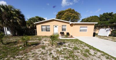 Delray Beach Single Family Home For Sale: 312 SW 11th Avenue