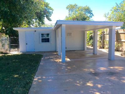 Lake Worth Single Family Home Contingent: 1200 Alto Road