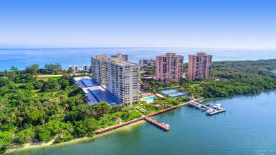 Boca Towers Condo For Sale: 2121 Ocean Boulevard #1603e