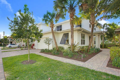 Palm Beach Gardens Townhouse For Sale: 1025 Piccadilly Street