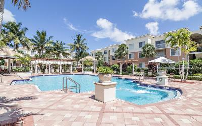 Palm Beach Gardens Condo Contingent: 1303 Myrtlewood Circle E
