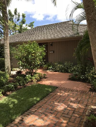 Boca Raton Single Family Home Contingent: 7013 Rain Forest Drive