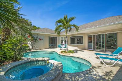 Vero Beach Single Family Home For Sale: 222 Oak Hammock Circle SW