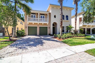 West Palm Beach Single Family Home For Sale: 9147 Nugent Trail