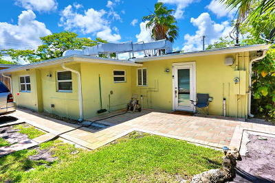 Fort Lauderdale Single Family Home For Sale: 1378 Riverland Road