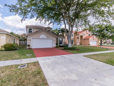 Boca Raton Single Family Home For Sale: 10585 Crystal Cove Lane