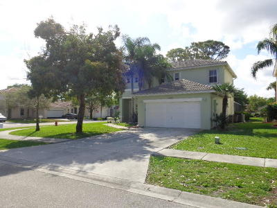 Greenacres Single Family Home For Sale: 6602 Windmill Way