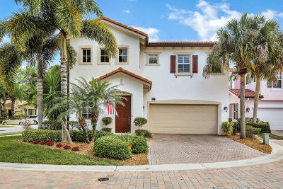 Palm Beach Gardens Single Family Home For Sale: 521 Tomahawk Court