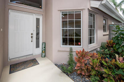 Palm Beach Gardens Single Family Home For Sale: 157 Eagleton Court