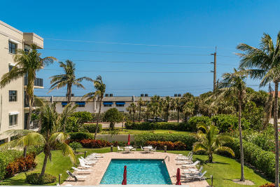 Juno Beach Condo For Sale: 1045 Ocean Dr. #303