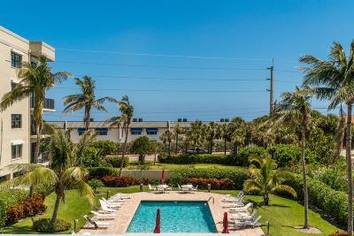 Juno Beach Condo For Sale: 1045 Ocean Drive #303