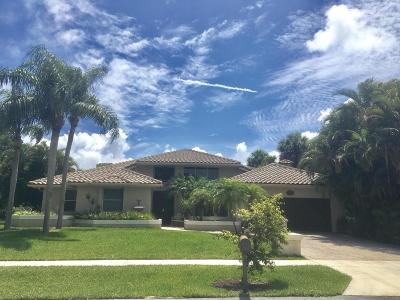 Boca Raton Single Family Home For Sale: 1900 SW 6th Place