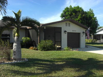 Delray Beach Single Family Home For Sale: 6303 Lasalle Road
