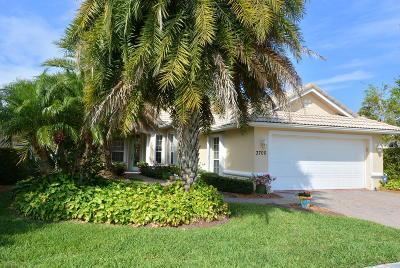 Jensen Beach Single Family Home Contingent: 3700 NW Royal Oak Drive