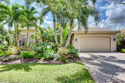 Lake Worth Single Family Home For Sale: 7799 Windy Largo Court