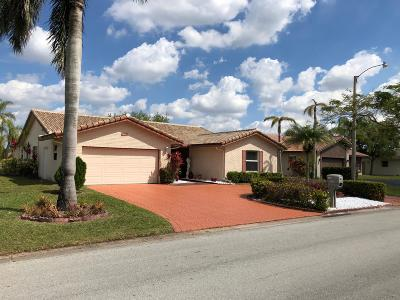 Tamarac Single Family Home For Sale: 10525 NW 70 Street