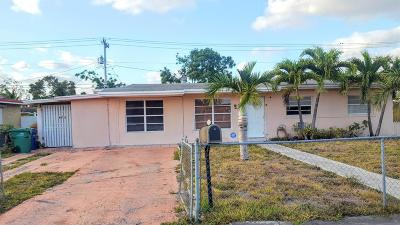 Miami Single Family Home For Sale: 5521 NW 180th