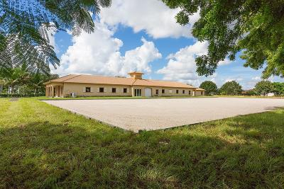 Palm Beach County Rental Contingent: 2088 Appaloosa Trail