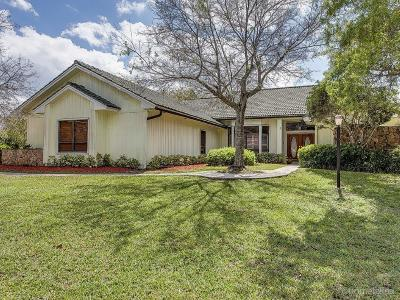 Tequesta Single Family Home For Sale: 9930 SE Mahogany Way