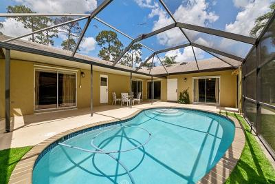 Wellington Single Family Home Contingent: 1317 Periwinkle Place