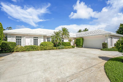 Palm Beach FL Single Family Home For Sale: $2,995,000