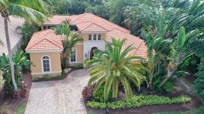 Delray Beach Single Family Home For Sale: 6436 D Orsay Court