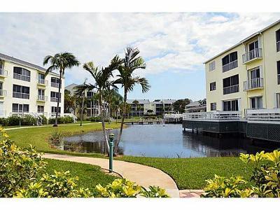 Stuart Rental For Rent: 1550 NE Ocean Boulevard #204b