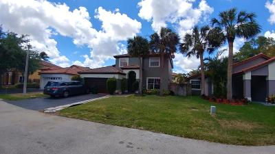 Coconut Creek Single Family Home For Sale: 5531 NW 49th