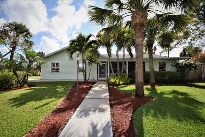 Boynton Beach Single Family Home For Sale: 2802 SW 6th Street