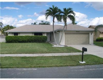 Deerfield Beach Rental For Rent: 726 NW 42nd Way