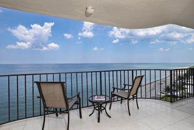 Tequesta Condo For Sale: 100 Beach Road #1002