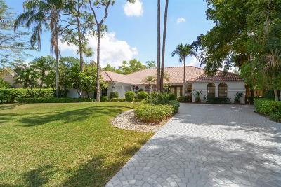 West Palm Beach Single Family Home Contingent: 1680 Breakers West Boulevard W