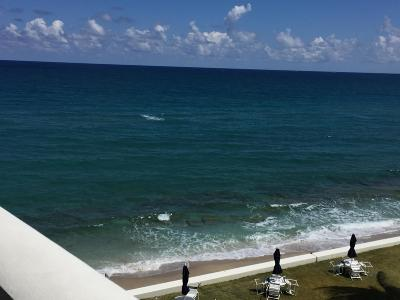 Tuscany Of Palm Beach Condo Condo Contingent: 3570 S Ocean Boulevard #601