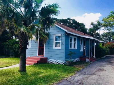 Lantana Multi Family Home For Sale: 414 W Ocean