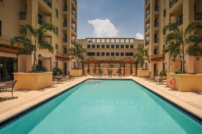 Boca Raton Condo For Sale: 233 S Federal Highway #Uph08