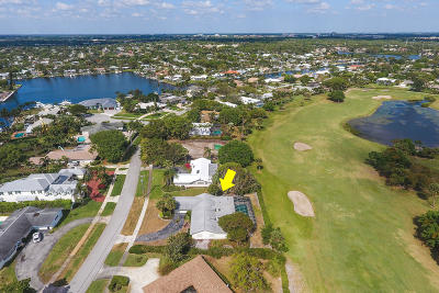North Palm Beach Single Family Home For Sale: 824 Country Club Drive