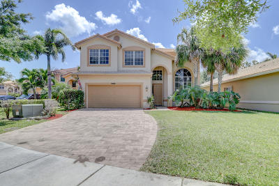 Boynton Beach Single Family Home For Sale: 12069 Colony Preserve Drive