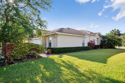 Jensen Beach Single Family Home For Sale: 701 NW Broken Oak Trail