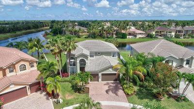 Delray Beach Single Family Home For Sale: 15610 Messina Isle Court