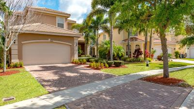 Boynton Beach Single Family Home For Sale: 8033 Emerald Winds Circle
