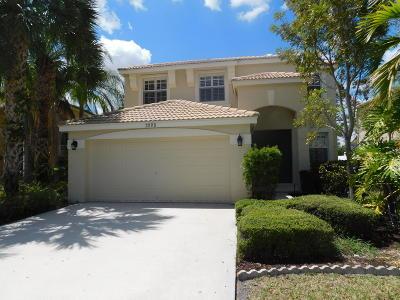 Royal Palm Beach Single Family Home Contingent: 2772 Misty Oaks Circle