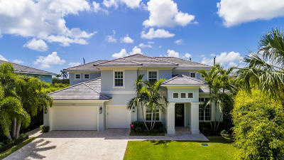 Boca Villas, Boca Villas Sec B, Boca Villas Sec C In Pb 24 Pgs 131 And 132 Single Family Home For Sale: 360 NE 8th Street