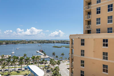 West Palm Beach Condo For Sale: 201 S Narcissus Avenue #1001