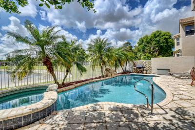 Delray Beach Single Family Home For Sale: 4806 Classical Boulevard