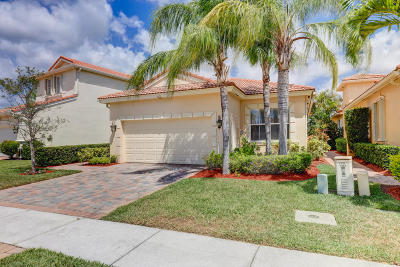 Palm Beach Gardens Single Family Home For Sale: 110 Isle Verde Way